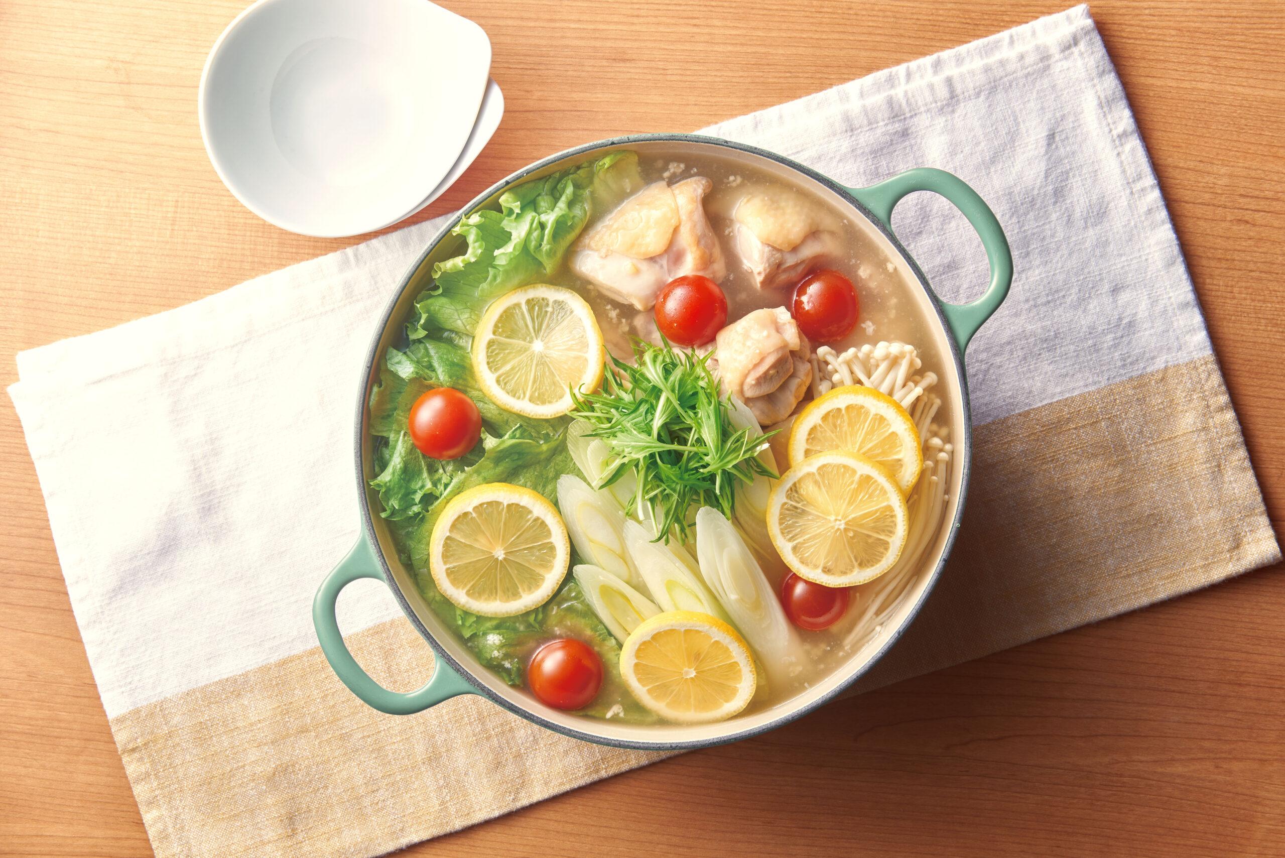 糀レモン鍋